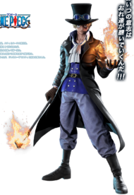 Sabo Jump Force