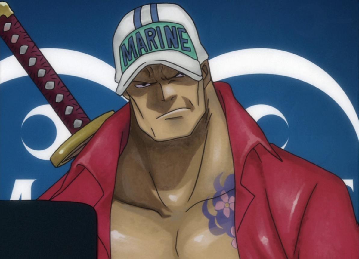 Image - Sakazuki Young Marine Film Z.png   One Piece Wiki   FANDOM powered by Wikia