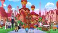 Chocolate Town Anime