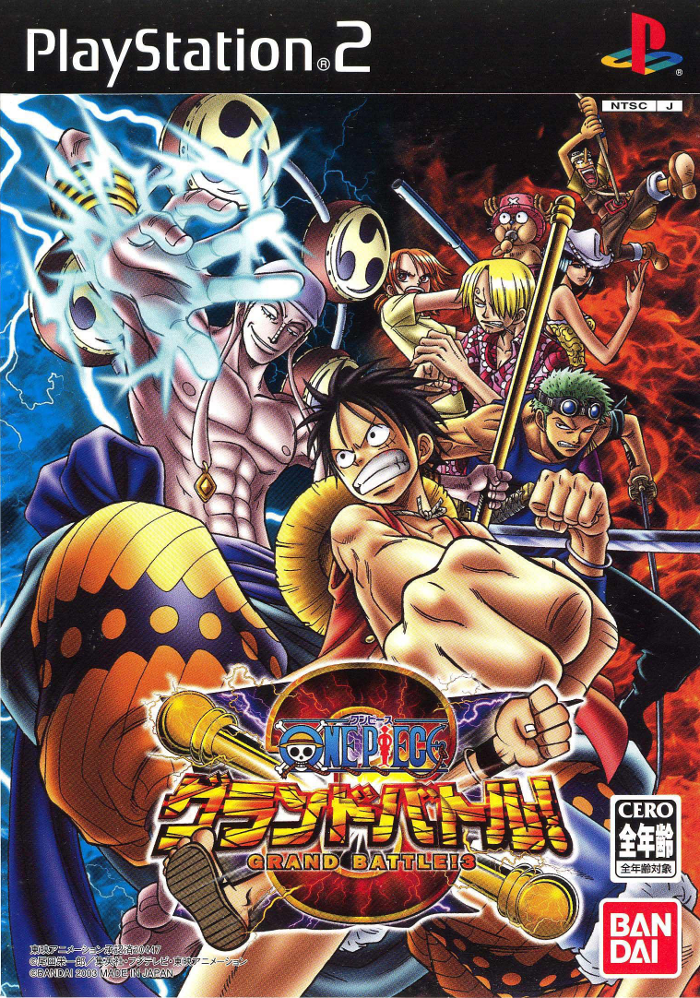 One Piece Grand Battle 2 Psx For Pc