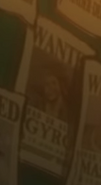 Gyro Wanted Poster