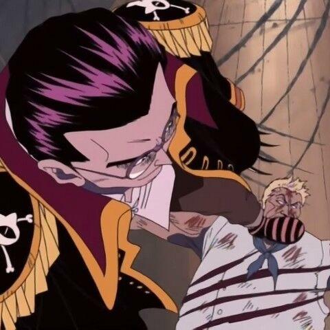 Kuro lässt Morgan am Leben.