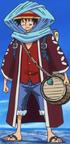 Luffy Penampilan Alabasta