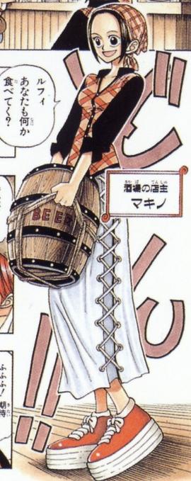 Manga Makino Pre Timeskip Infobox