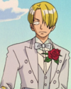 Sanji Movie 2 Second Outfit