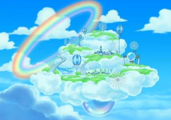 Islas del Cielo