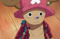 Chopper Enies Lobby Arc Outfit