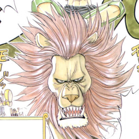 I colori di Richi nel manga
