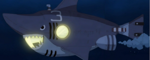Shark Submerge III Anime Infobox