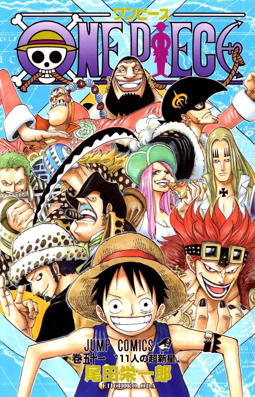 One Piece Book