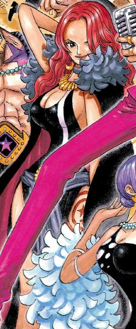 Baccarat Manga Infobox