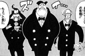 Koala Mercenaries Manga Infobox