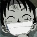Monkey D. Luffy Impel Down Prisoner Portrait