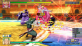 One Piece Unlimited World Red Doflamingo Attaque