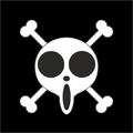 Piratas de Usopp bandera