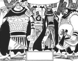 Tsumegeri Guards Manga Infobox