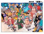 Coloreado Digital del Capítulo 604
