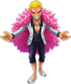 Doflamingo Formal Thousand Storm