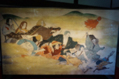 Lark et les Mugiwara