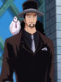 Rob Lucci Anime Debut Infobox