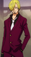 Sanji Fourth Wano Outfit