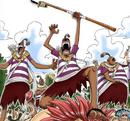 Suku Kumate Manga Berwarna Digital