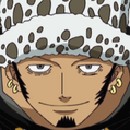 Trafalgar D. Water Law Anime Debut portrait