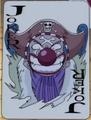 Baggy carte joker