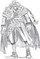 Boceto El Drago