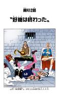 Coloreado Digital del Capítulo 412