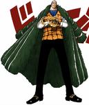 Crocodile Digitally Colored Manga