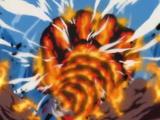 Джоз против Сакадзуки и Вице-адмиралов Гигантов