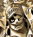 Dalmatian Jeune Marine