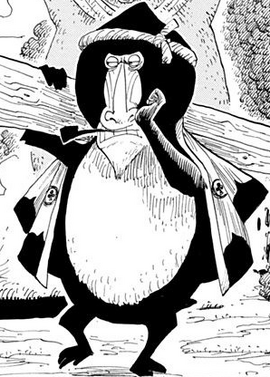 Forest Boss Manga Infobox
