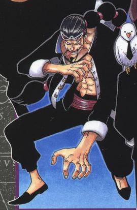 Jabura Manga Infobox