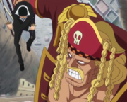 Orlumbus Helps Zoro Anime
