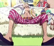 Doflamingo Post-Timeskip