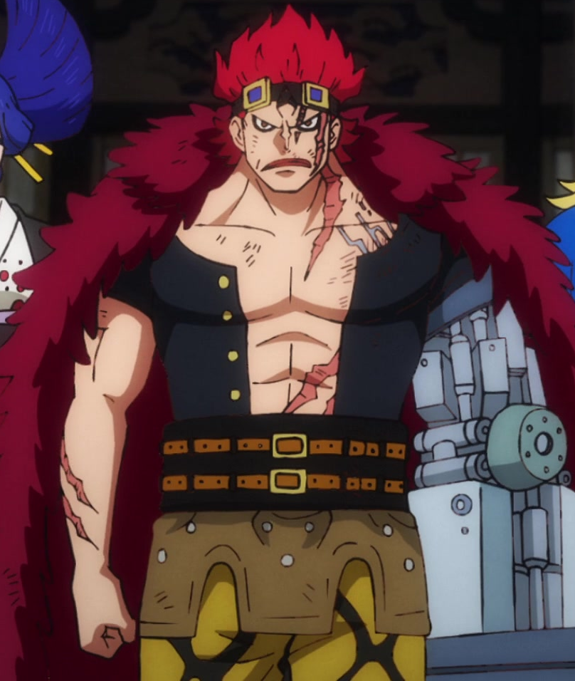 Eustass Kid | One Piece Wiki | FANDOM powered by Wikia