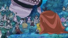 Los Piratas del Sol respaldan la decisión de Jinbe