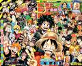 Shonen Jump 2017 numero 21-22