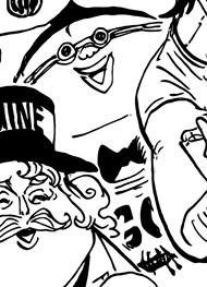 Tamagon Manga Post Timeskip Infobox