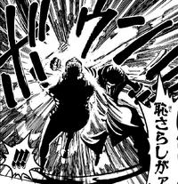 Bomu Bomu no Mi Manga Infobox