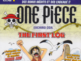 One Piece Log - Hachette Collections