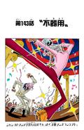 Coloreado Digital del Capítulo 143