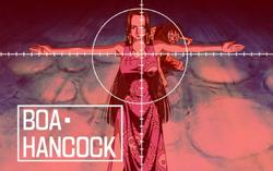 Hancock difende Rufy