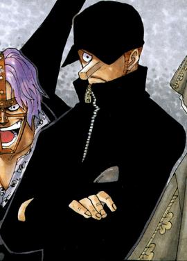 Kaku Manga Infobox