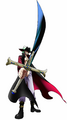 Mihawk One Piece Romance Dawn