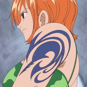 Nami's Original Tattoo