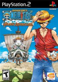 One Piece Grand Adventure Infobox
