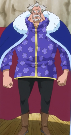 Riku Doldo III Anime Infobox